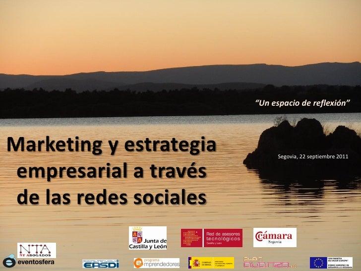 Otoño digital en Castilla y León