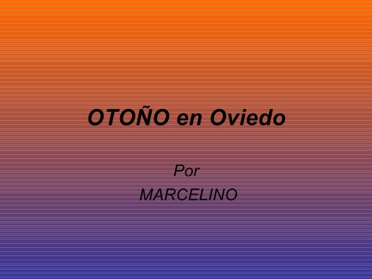 OtoñO En Oviedo2
