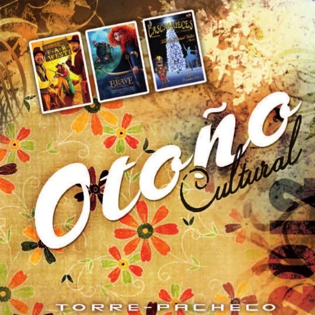 """OTOÑO CULTURAL 2012Cuentos con Pan y ChocolateLa """"hora del cuento"""" es una actividad de animación lectora dirigida a niños/..."""
