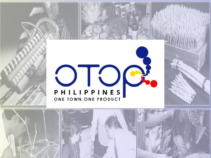 OTOP (One Town One Product
