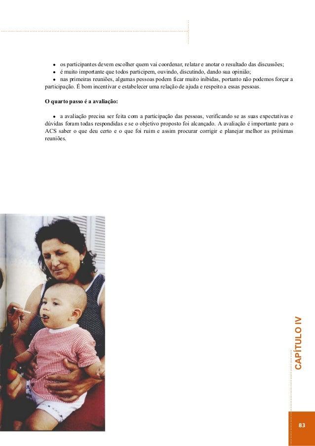 O trabalho do agente comunitário de saúde (parte 3)