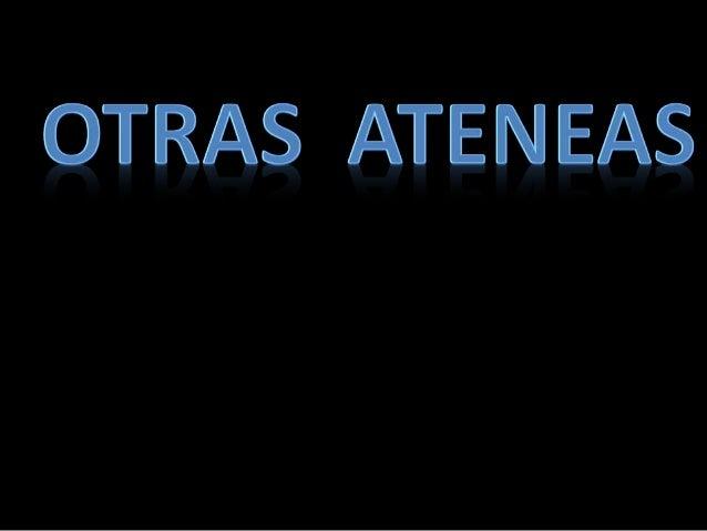 Parece que de Fidias constan testimonios de 3 Ateneas al menos:  La Atenea Promachos (bronce gigante -15 metros-)  La Aten...