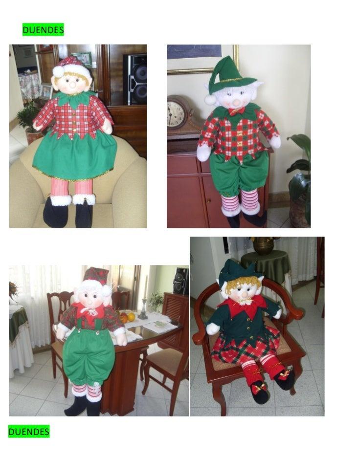Otros muñecos navideños