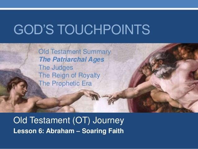 Old Testament Walkthru - Abraham, Isaac, Jacob