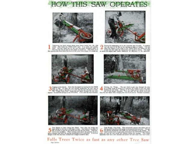 Ottawa wood sawing encyclopedia part 3