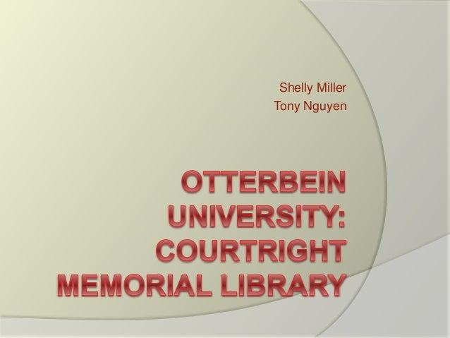 Otterbein university presentation