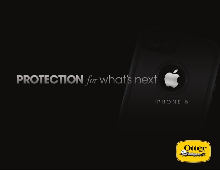 OtterBox Premium Protection for  Apple iPhone 5