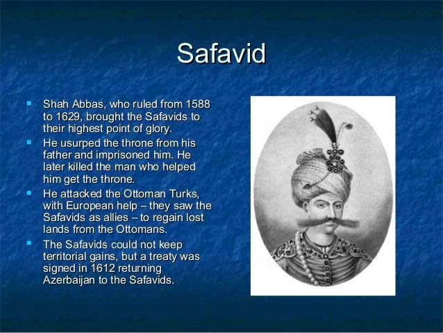 the safavid and moghul empire Ottoman, safavid, and moghul islamic empires p dub history  the mughal empire and historical reputation:  safavid and mughal empires .