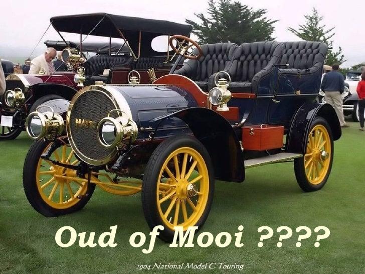 Oude Autos
