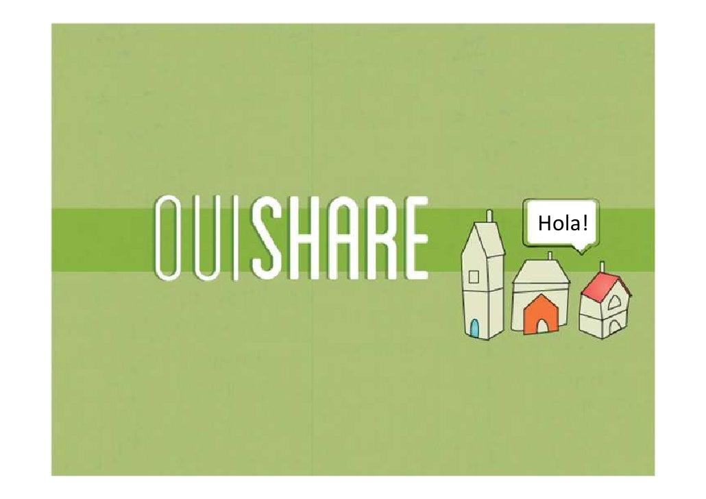 OuiShare Drinks Barcelona 16 Julio 2012