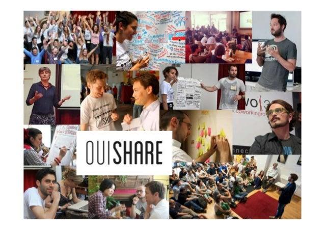 Una comunidad global, distribuida y abierta deemprendedores, diseñadores, economistas y ciudadanostrabajando para acelerar...