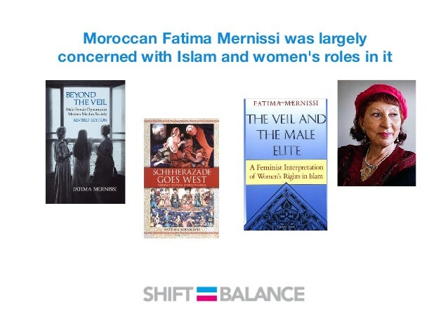 Do you believe feminism is aimed at setting the world off-balance or on balance?