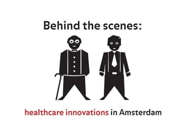 Healthcare innovation Amsterdam nov12