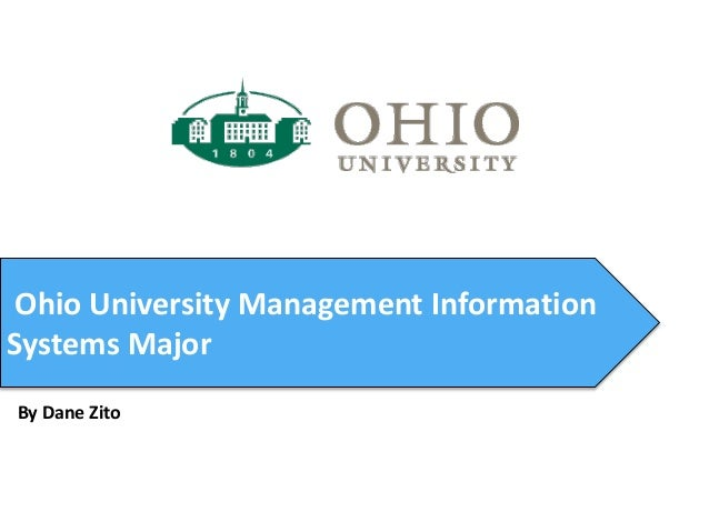 Information Systems what is an it major