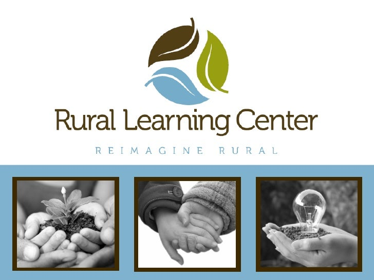 Rural Learning Center vision