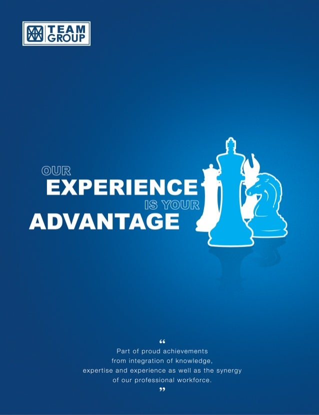 Our experience-is-your-advantage