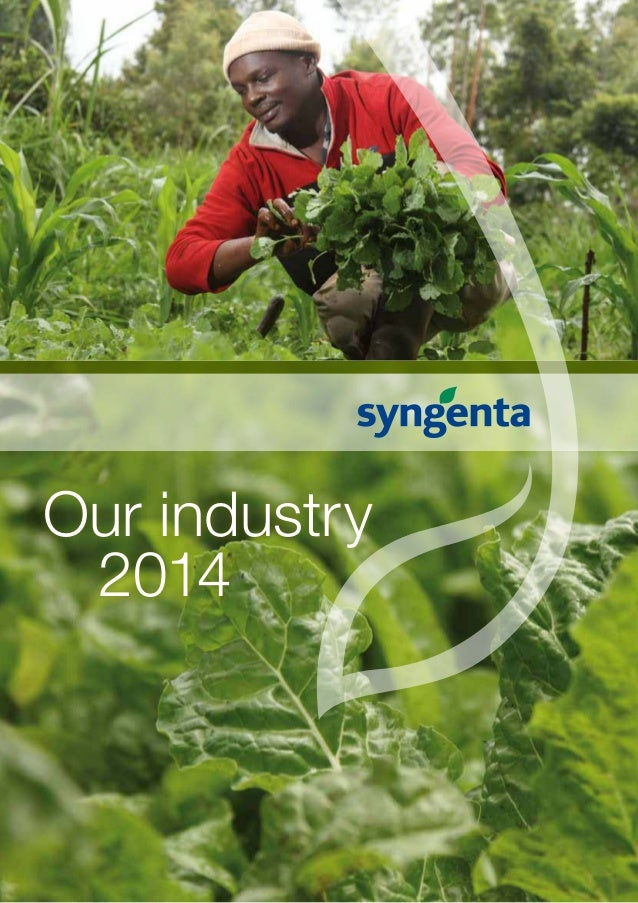 Our Industry 2014