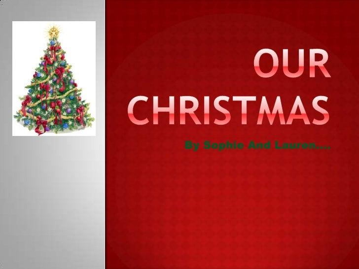Our christmas uk