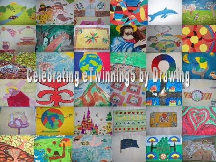 Our collages for eTwinning5