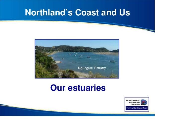 Northland's Coast and Us     Waipu Estuary                     Ngunguru Estuary      Our estuaries