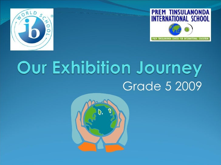 Our Exhibition Journey