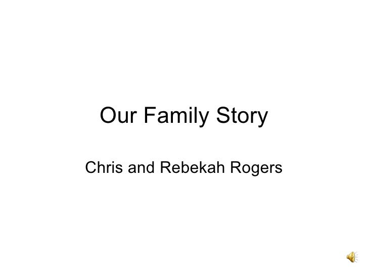 Our family story