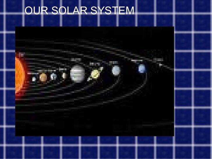 Our Solar System Ana Belén 6th A