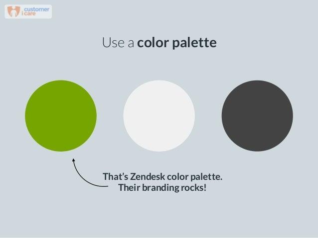 Journey Color Palette Use a Color Palette That's