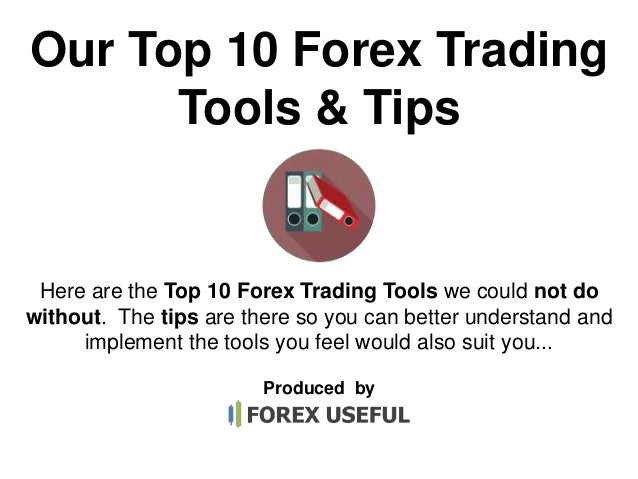 Top ten forex trading strategies