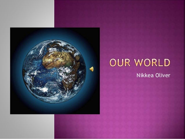 Our world 2