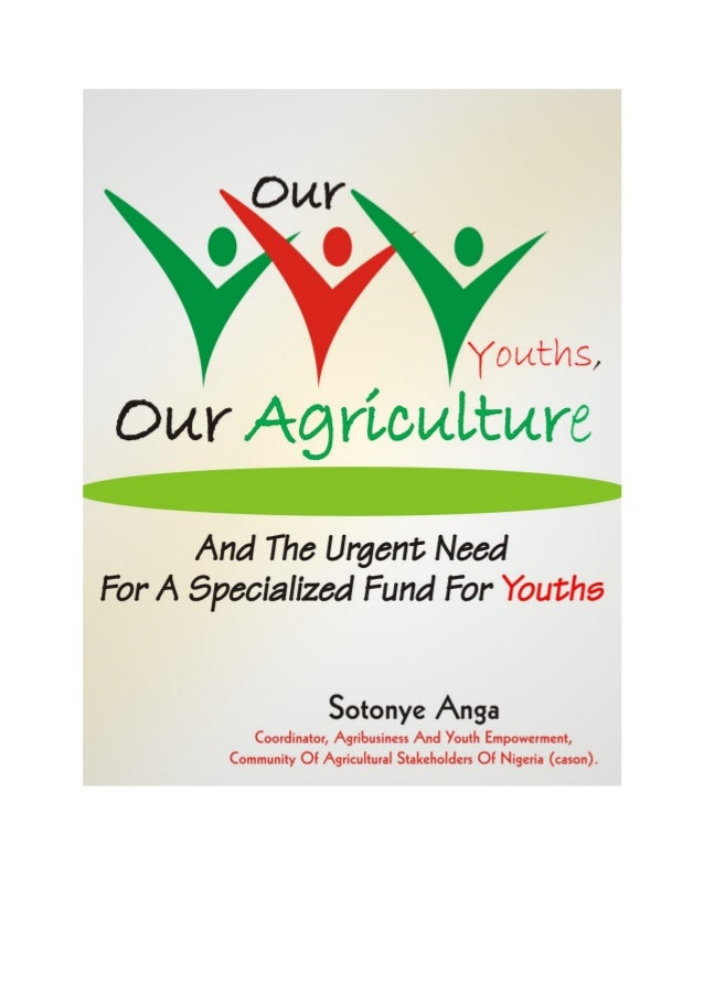 THE ENCOUNTER AT UNIVERSITY OF LAGOS SEMINAR ON JOB CREATIONWITH SOTONYE ANGA, COORDINATOR, AGRIBUSINESS AND YOUTHEMPOWERM...