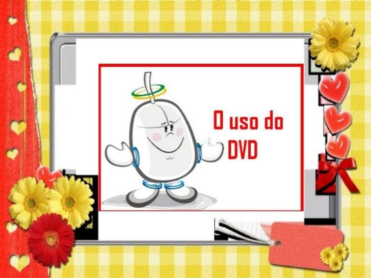 O uso do dvd em sala de aula 2