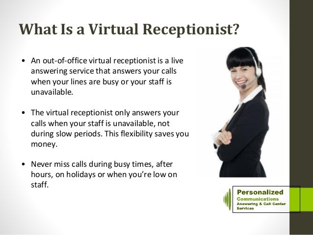 Photos Of Video Virtual Receptionist