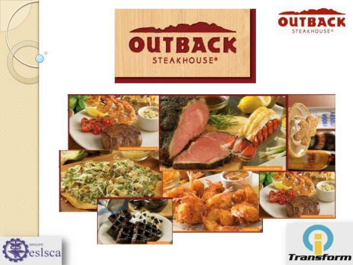 case study outback goes international Outback steakhouse goes international essays: and house quality on property values in memphis outback steakhouse case study outback steakhouse case.