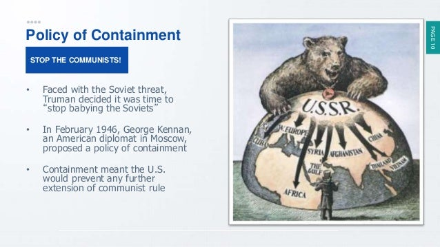 containment and the cold war Find out more about the history of cold war history, including videos, interesting articles, pictures, historical features and more the cold war: containment.