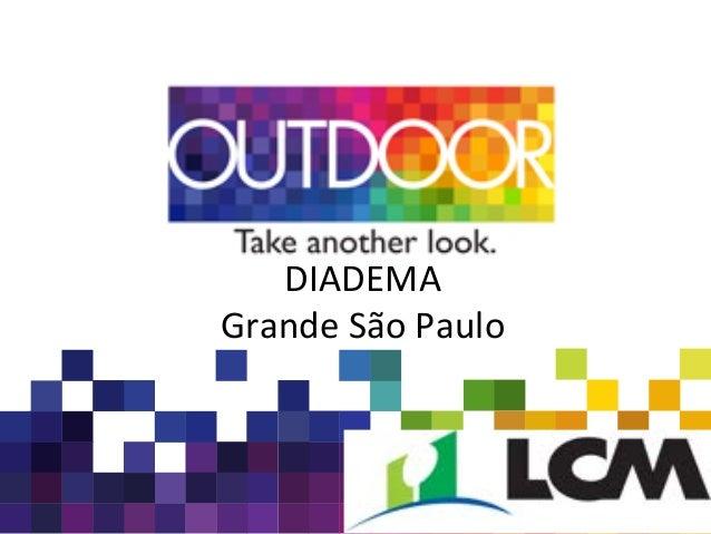 1 DIADEMA   Grande  São  Paulo