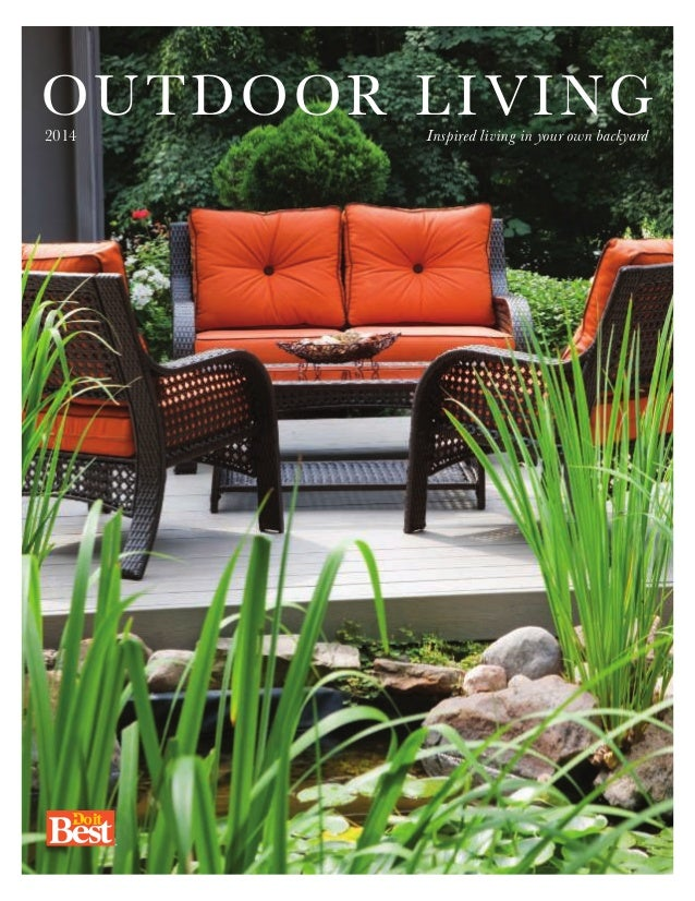 Outdoor Living Catalog