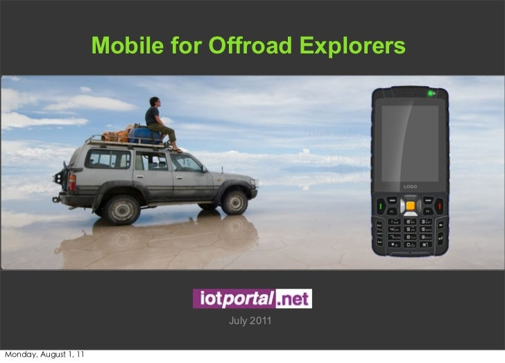 Outdoor mobile 20110801