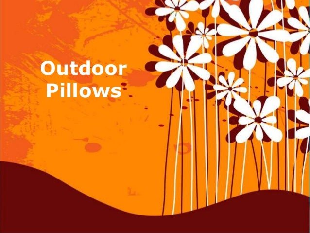 Outdoor Pillows  Page 1