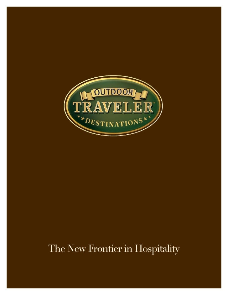 The New Frontier in Hospitality