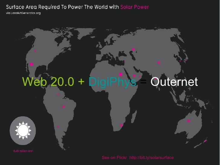 Web 20.0 + DigiPhys = Outernet: (For Social Week)