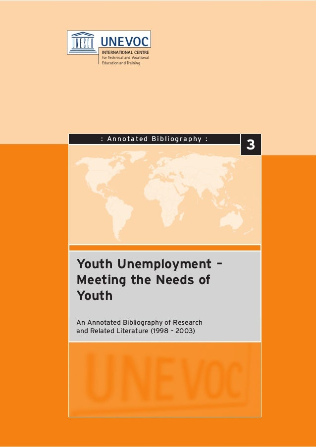 Outh unemployment
