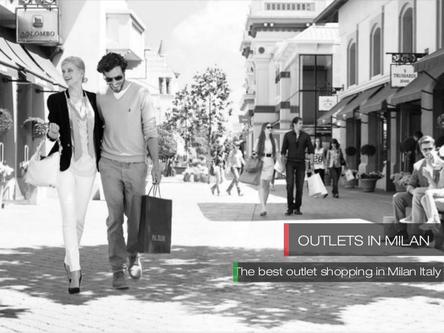 outlets in milan the best outlet shopping in milan