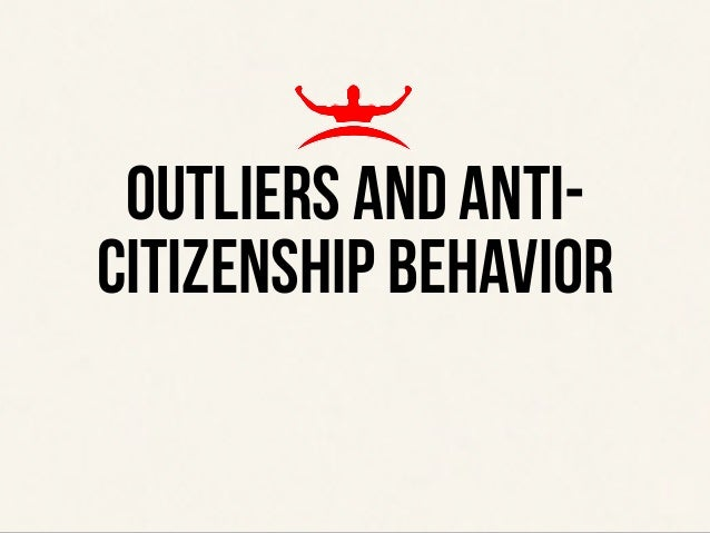 how to get the outliers