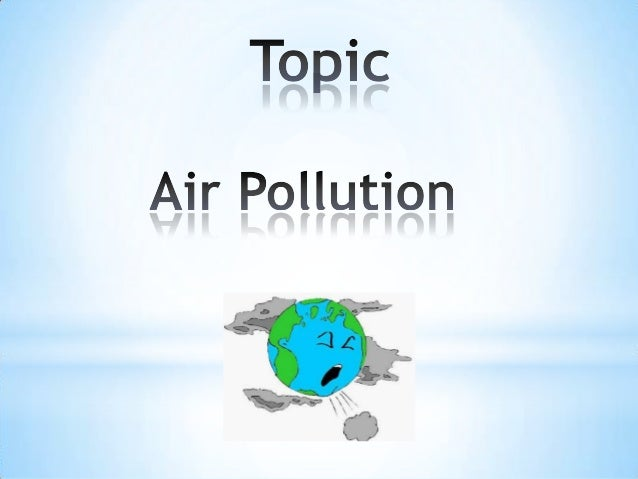 outline effect of pollution in the cities In this paper, we focus on mumbai and delhi to characterize salient issues in  health risks from particulate air (pm10) pollution in indian cities we perform a.
