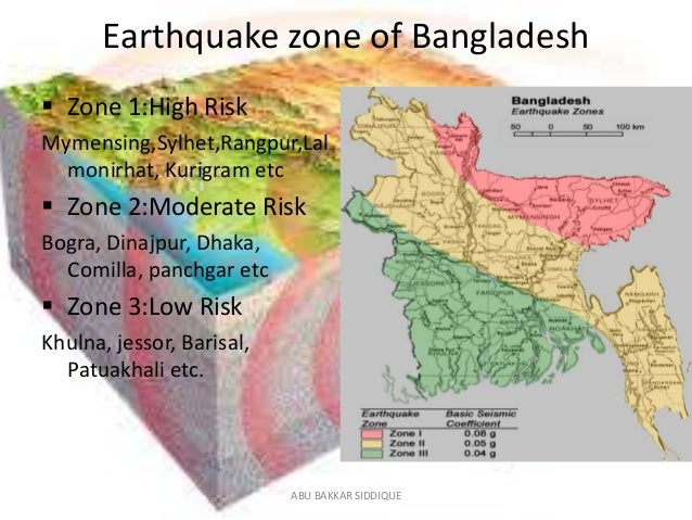 Huge earthquake risk in Bangladesh runs on the same fault line that runs through J&K