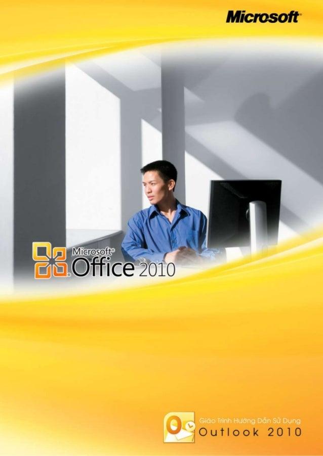Tài liệu Microsoft Outlook 2010 Tiếng Việt