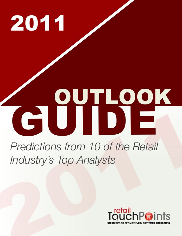 Outlook guide 2011