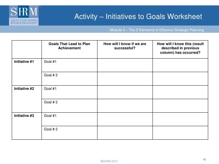 Worksheet Strategic Planning Worksheet strategic goal planning worksheet step out of the ivory tower worksheet
