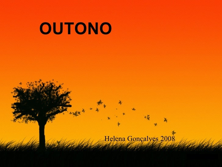 OUTONO Helena Gonçalves 2008